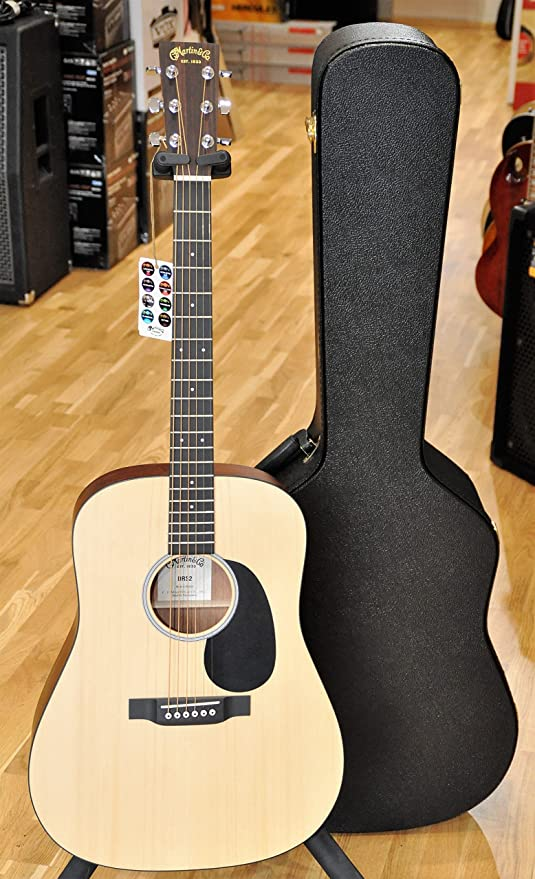 Martin Guitars DRS2 · Guitarra acústica: Amazon.es: Instrumentos ...