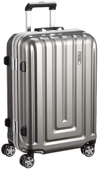 660a1df487 スーツケース/ 『MAX SMART』 アジア・ラゲージ 29L キャリーバッグ 機内持ち込み可能サイズ ダイヤル式 【ガンメタ】