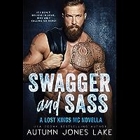 Swagger and Sass: A Lost Kings MC Novella (English Edition)