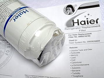 Aeg Kühlschrank Wasser Steht : Haier filter hat wasser kühlschrank side haier hb fw gelöste