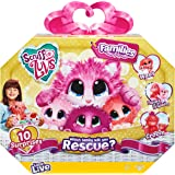 Little Live Pets Scruff-A-Luvs Family   Wash, Dry and Brush to Rescue and Reveal 10 Surprises