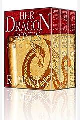 Her Dragon Bones Omnibus Kindle Edition