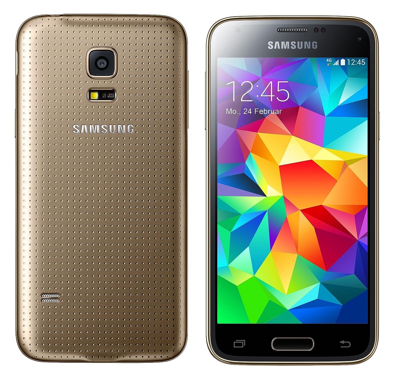 Samsung Galaxy S5 Mini G800F Unlocked Cellphone, International Version,  16GB, White
