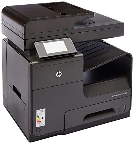 HP OfficeJet Pro X476dw Office Printer with Wireless Network Printing,  Remote Fleet Management & Fast Printing, HP Instant Ink & Amazon Dash