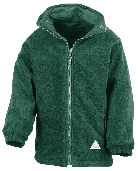 Junior / juvenil StormDri reversibles 4000 chaqueta de lana ...