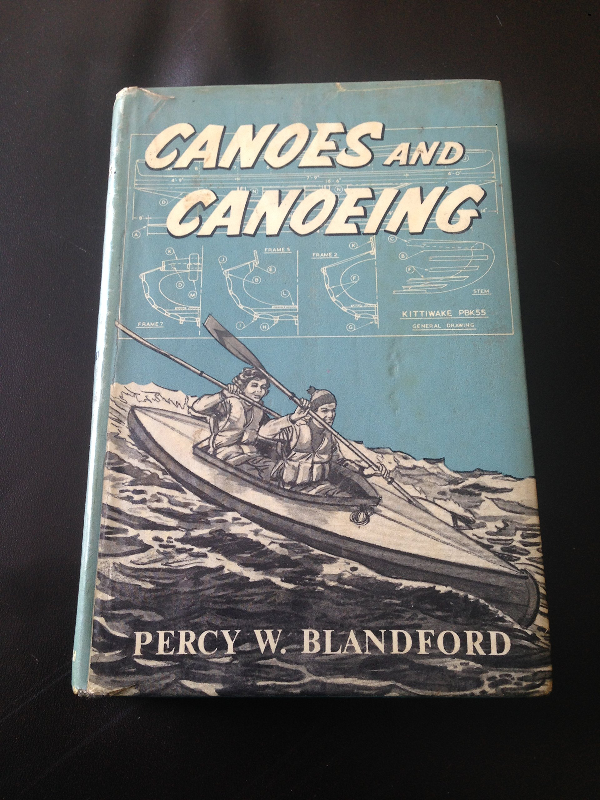 Canoes And Canoeing: Amazon: Percy W Blandford: 9780718801304: Books