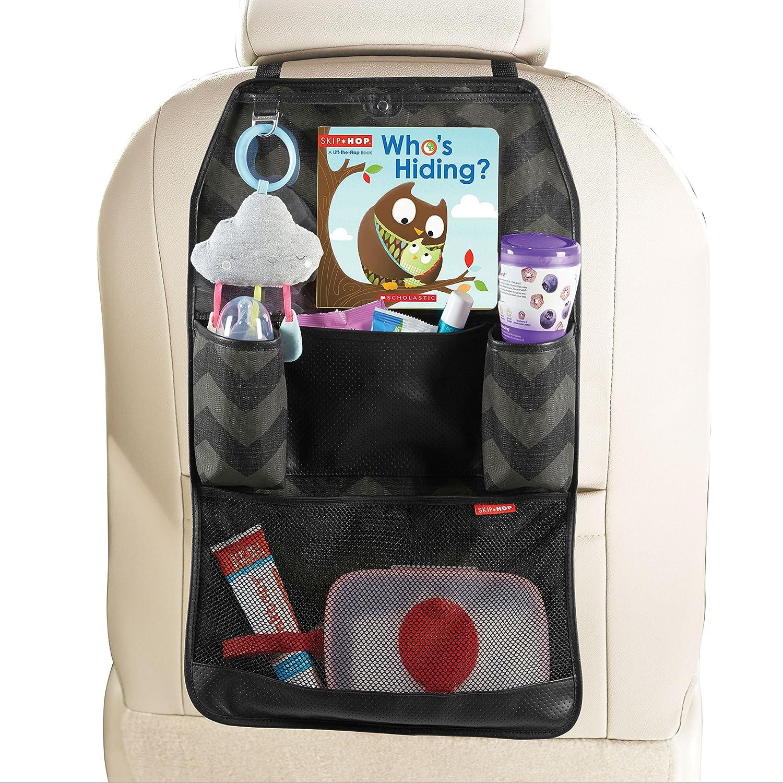 Skip Hop Car Accessories Car Backseat Organiser Multicoloured Baby