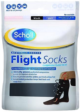 a4480d72e72 Scholl Flight Socks 1 Pair Shoe - Sizes 3-6