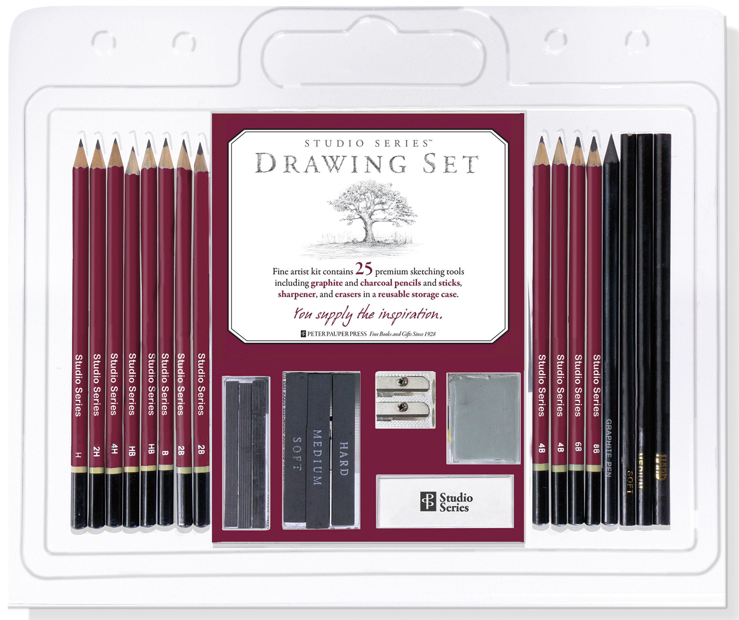 Pencil Sketch Set