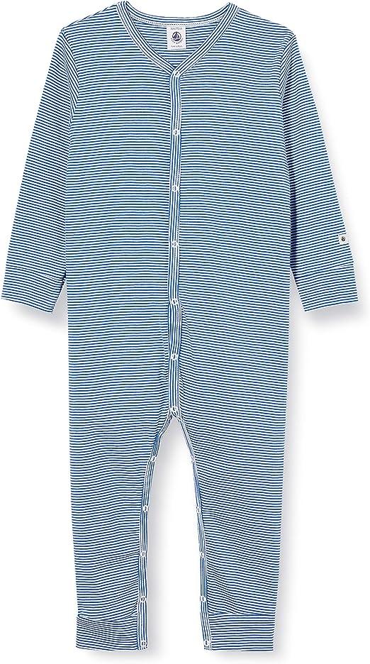 Petit Bateau 5848301 Pijama 36 Meses para Beb/és Pablito//Marshmallow