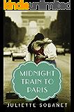 Midnight Train to Paris (A Paris Time Travel Romance) (English Edition)