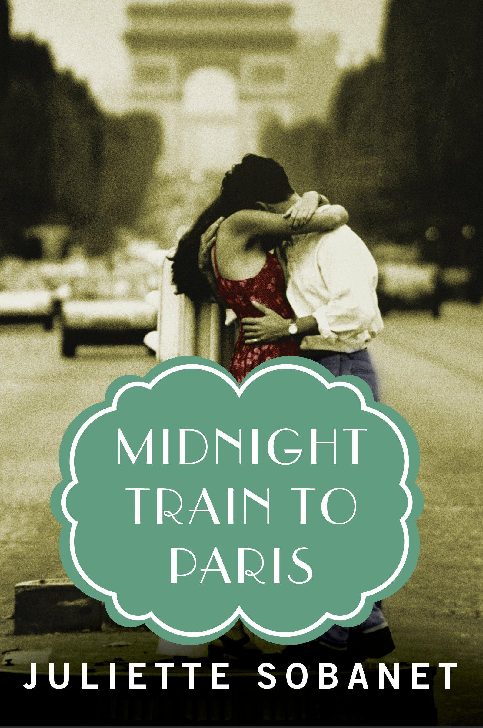 Midnight Train Paris Travel Romance product image