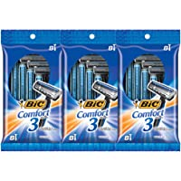 Deals on 24-Count BIC Comfort Twin Mens Disposable Razor
