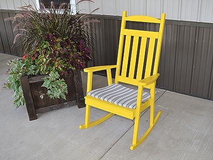 Fabulous Amazon Com Aspen Tree Interiors Porch Rocking Chair Inzonedesignstudio Interior Chair Design Inzonedesignstudiocom