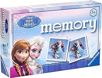 Ravensburger Memory Juego de Mesa de Aprendizaje Niños y Adultos - Juego de Tablero (Juego de Mesa de Aprendizaje, Niños y Adultos, 10 min, Niño/niña, 3 año(s), Francés): Amazon.es: Juguetes y juegos
