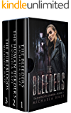 Daemons of London Boxset (Books 1-3) The Bleeders, The Human Herders, The Purebloods