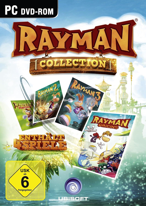 Rayman Collection [Importación Alemana]: Amazon.es: Videojuegos