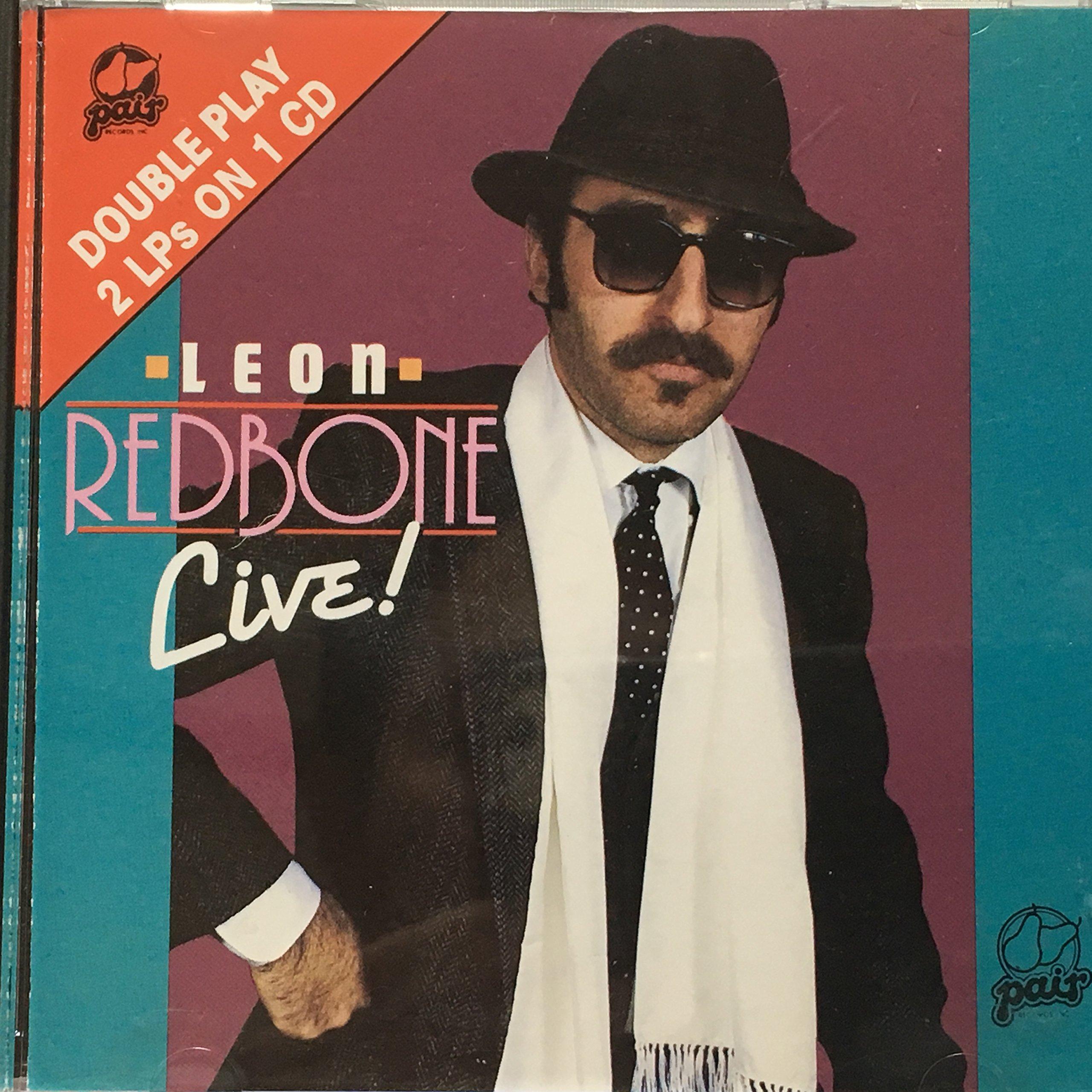 Leon Redbone Live! by Pair