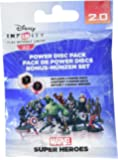 Disney Infinity 2.0 : Marvel Super Heroes - Pack de Power Discs