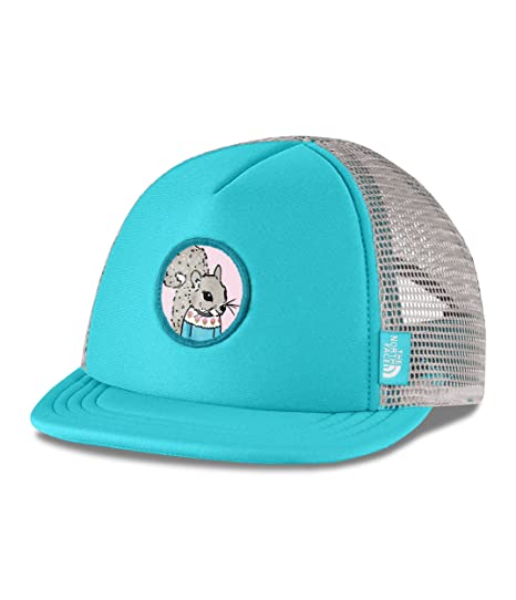 b863075b264 Amazon.com  The North Face Mini Trucker Hat - Blue Curacao - 2XS ...