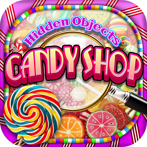 Hidden Objects - Candy Shop  & Dessert Object Time Puzzle Photo Free Game