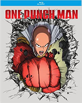 One-Punch Man Standard Edition on Blu-ray