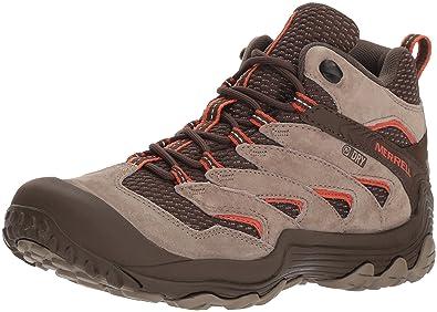 473518ef07b Merrell Women's Chameleon 7 Limit Mid Waterproof Hiking Boot