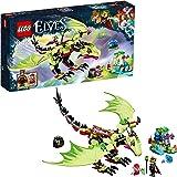Lego Elves - Le dragon maléfique du roi des Gobelins - 41183 - Jeu de Construction