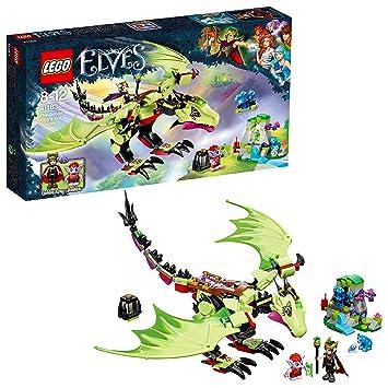 Maléfique Dragon Jeu Lego De Des 41183 Le Du Elves Construction Gobelins Roi OZiwkXPTlu