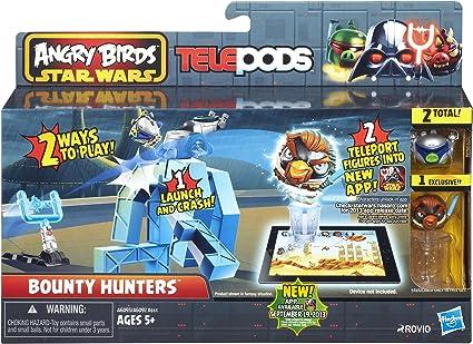Angry Birds Go Telepods Pig Rock Raceway Set