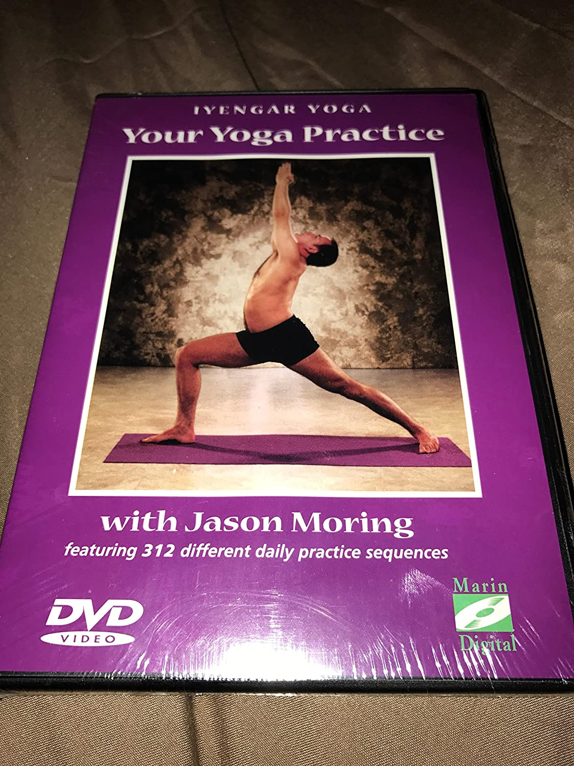 Amazon.com: Your Yoga Practice with Jason Moring: Movies & TV