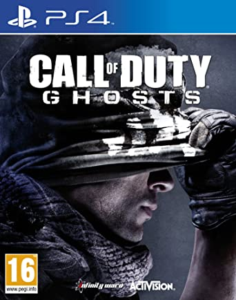 Amazon Com Call Of Duty Ghosts Ps4 Uk Video Games