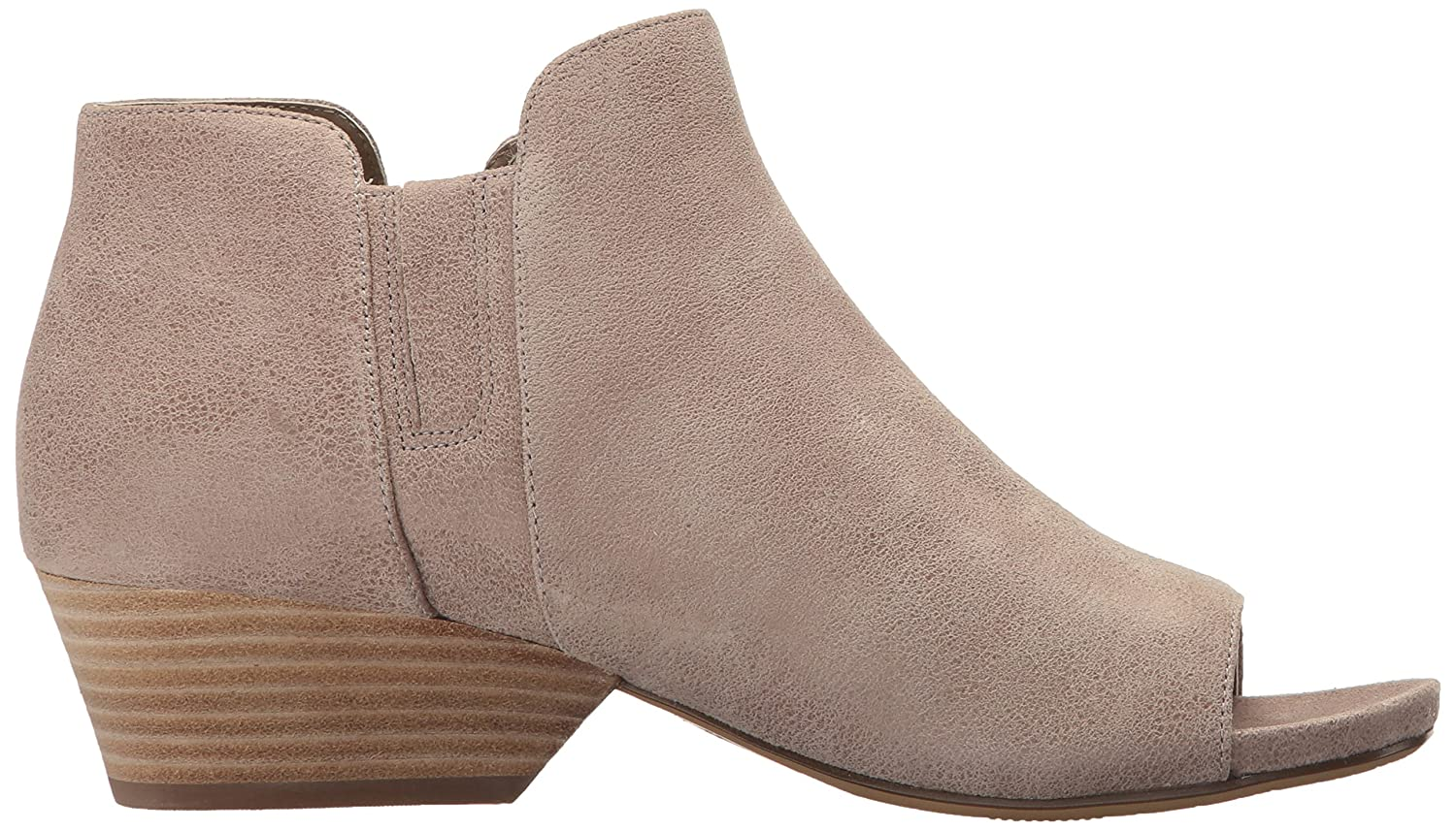 Naturalizer Women's Gemi Ankle Bootie B01I2MA3ZY 9.5 W US|Grey