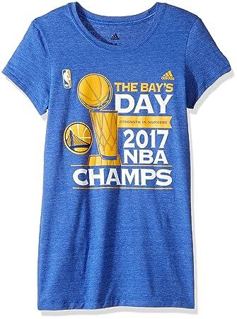adidas NBA Finals de la Mujer Dos para la Tierra también Camiseta ...