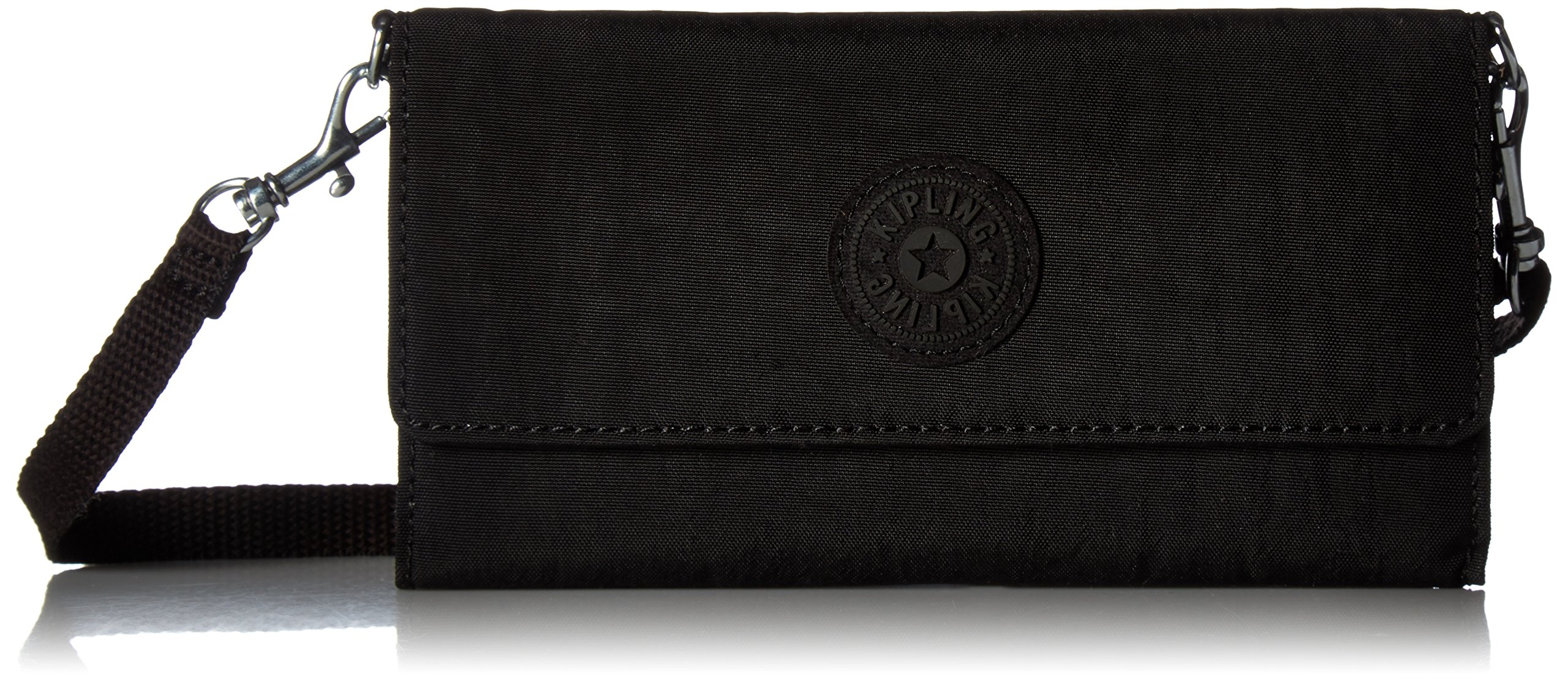 Kipling Zuma Convertible Wallet Crossbody, BLACK, One Size by Kipling