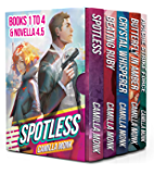 Spotless Series Boxed Set (5 books): Books 1 to 4 and Novella 4.5