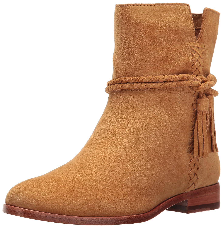 FRYE Women's Tina Whipstitch Tassel Boot B01H5N674M 6 B(M) US|Camel