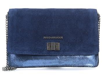 FredsBruder Flashlight Clutch blau: : Koffer