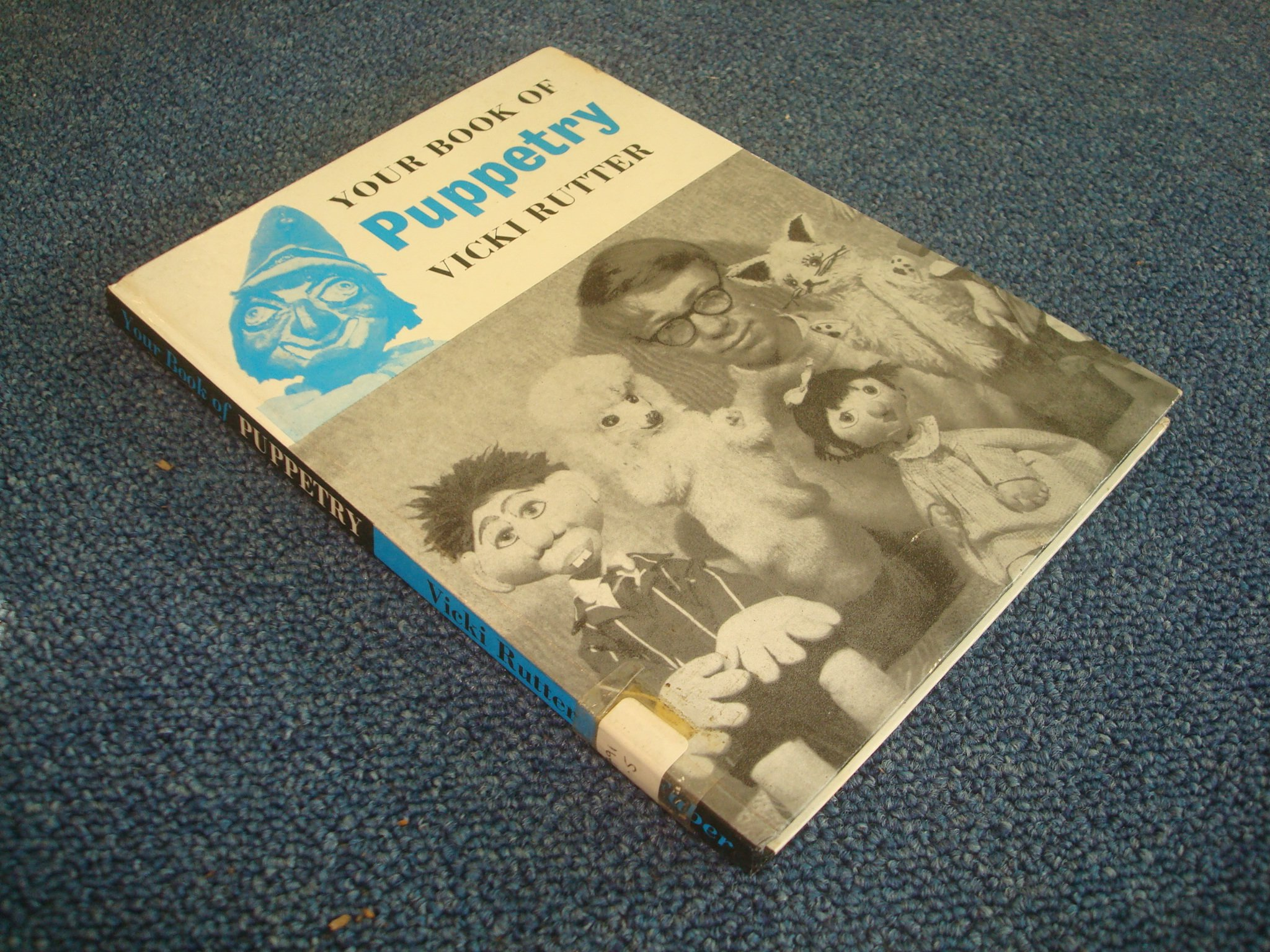 Your Book of Puppetry 1ST Edition