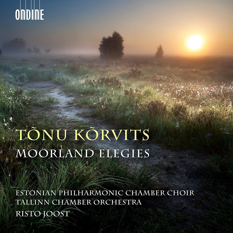 Moorland Elegies pour choeur mixte et orchestre à cordes