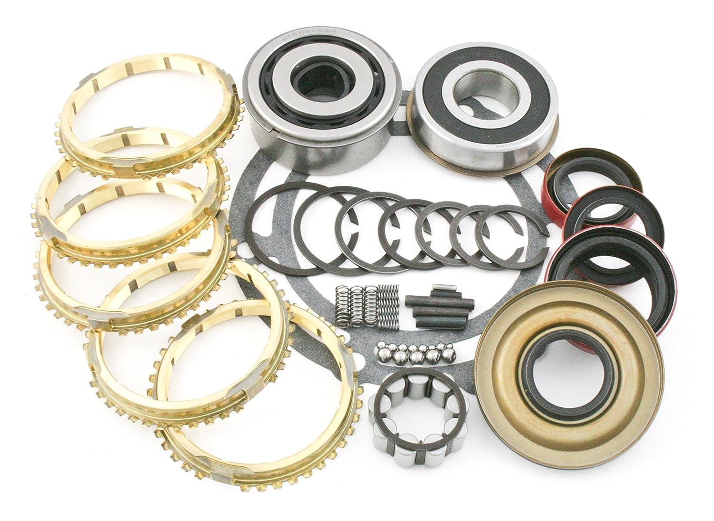 GM NV3500 2nd Design Transmission Kit with rings