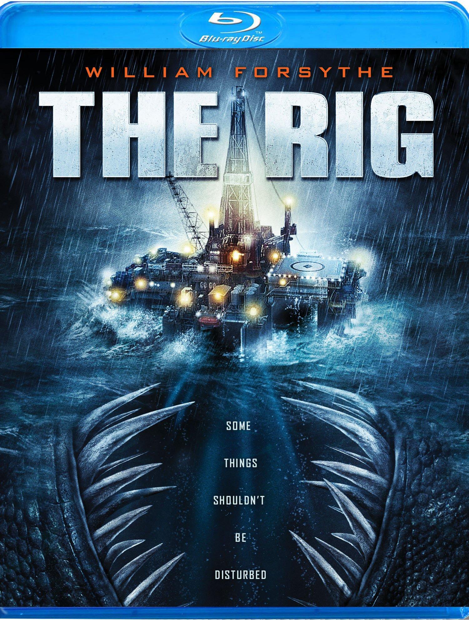 Blu-ray : The Rig (Blu-ray)