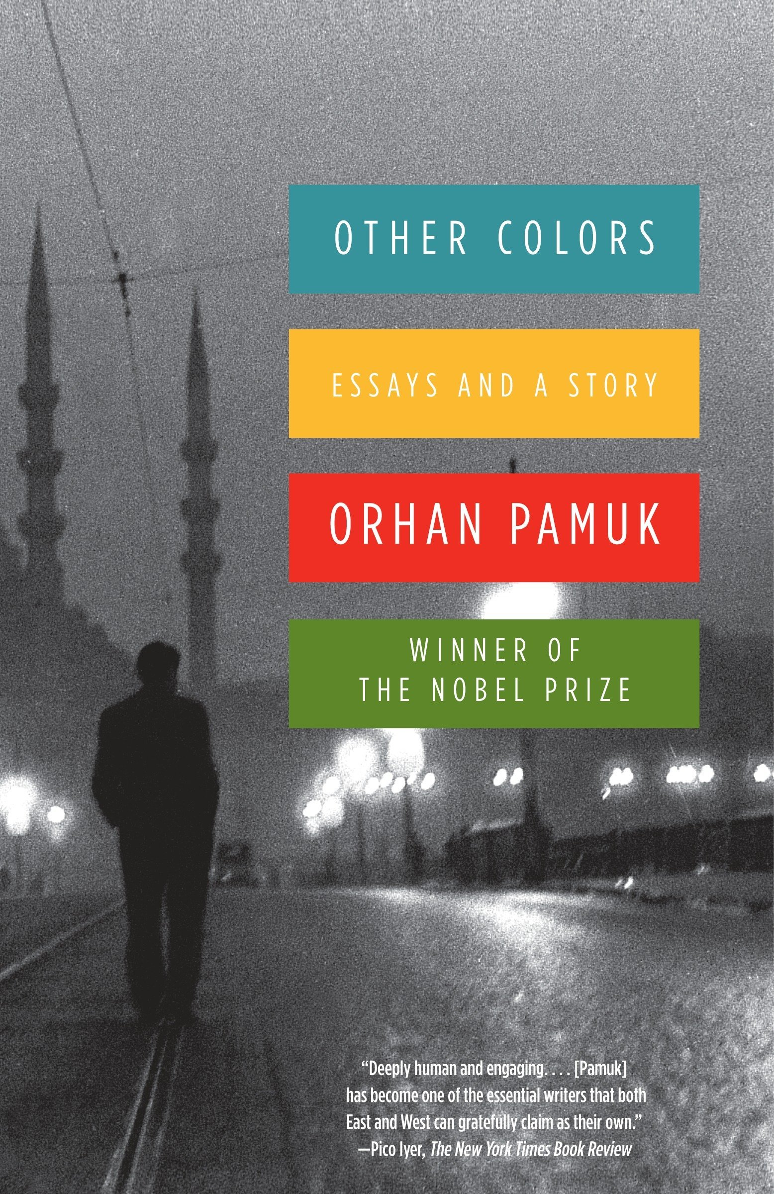Download Other Colors: Essays and a Story (Vintage International) ebook