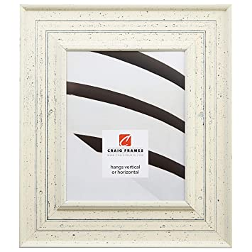 Amazoncom Craig Frames 81378600 Weathered Off White Picture