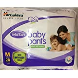 Himalaya Total Care Baby Pants Medium (28 Count) (Children: M)