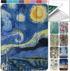DuraSafe Cases for iPad PRO 11 Inch - 2 Gen 2020 MY232LL/A MXDC2LL/A MXDE2LL/A MXDG2LL/A Ultra Slim Energy Saving Printed Case with Adjustable Stand Feature and Sleek Design - Starry Night