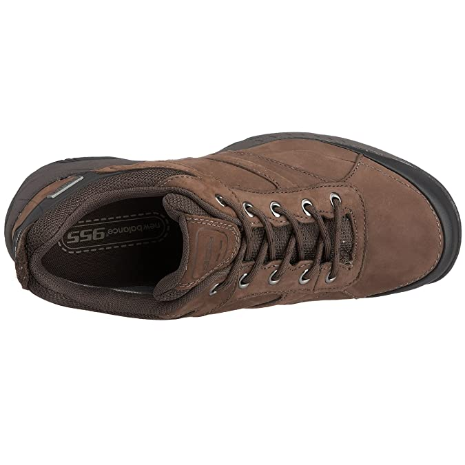 f9a3e6265fac1 New Balance Men's MW955GT Hiking Shoe Brown MW955GT 7 UK D D: Amazon.co.uk:  Shoes & Bags