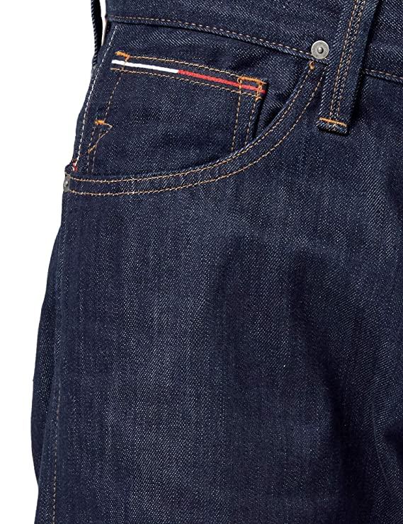 7864e0200 Tommy Jeans Men's Ronan Mrw Jeans: Amazon.co.uk: Clothing