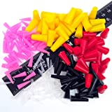 175Pc High Temp Silicone Rubber Plug Kit Powder Coating Custom Paint Masking Tapered Stoppers