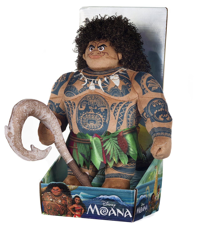 Moana 44877 - Peluche del personaje Pua de la película Vaiana, suave, 25,4 cm: Amazon.es: Juguetes y juegos